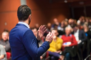 Being a good speaker has its rewards