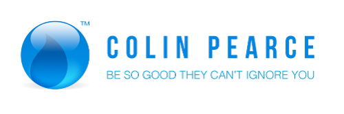 Colin Pearce logo