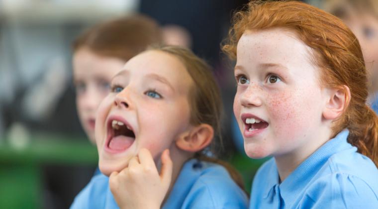 storytelling for children in schools